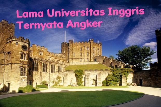 Selain Berdiri Lama Universitas Inggris Ternyata Angker !!