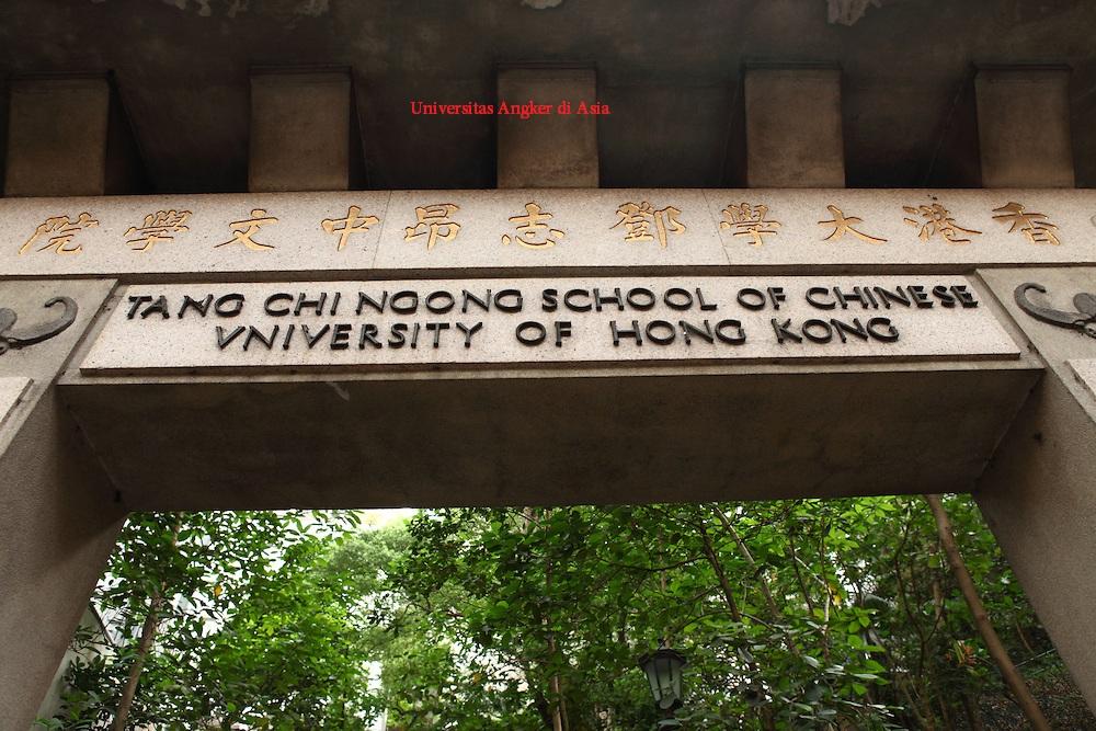Universitas Angker di Asia
